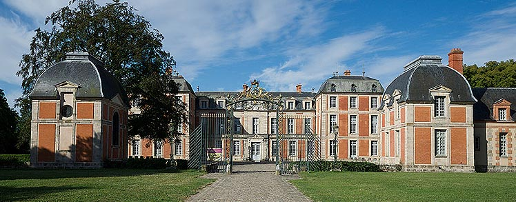 Chateau de Chamarande